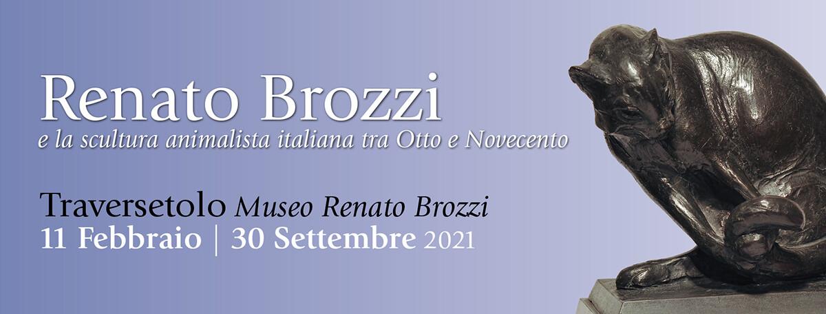 """""""Renato Brozzi e la scultura animalista italiana tra Otto e Novecento"""",  al museo Renato Brozzi di Traversetolo"""