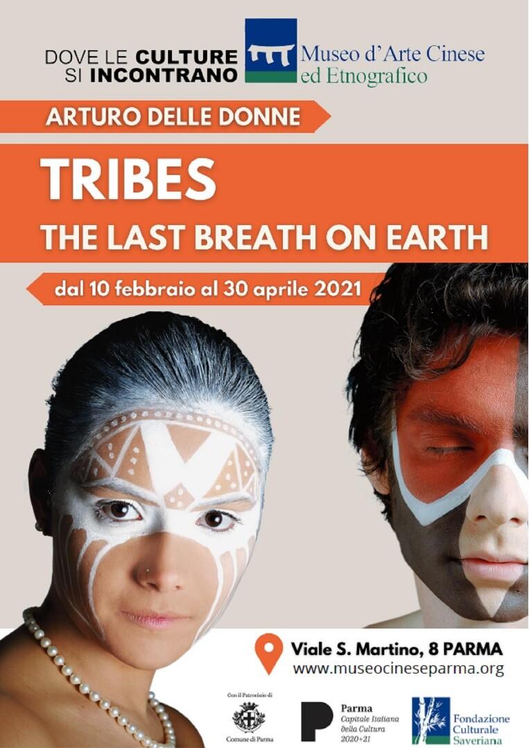 """""""TRIBES, The last breathon earth"""" mostra fotografica al Museo d'Arte Cinese di Parma"""