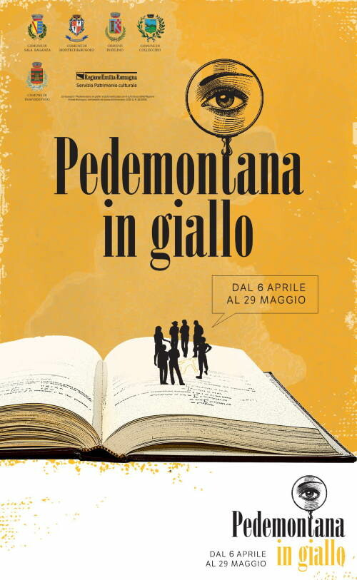"""""""Pedemontana in Giallo"""", quando il crimine diventa letteratura"""