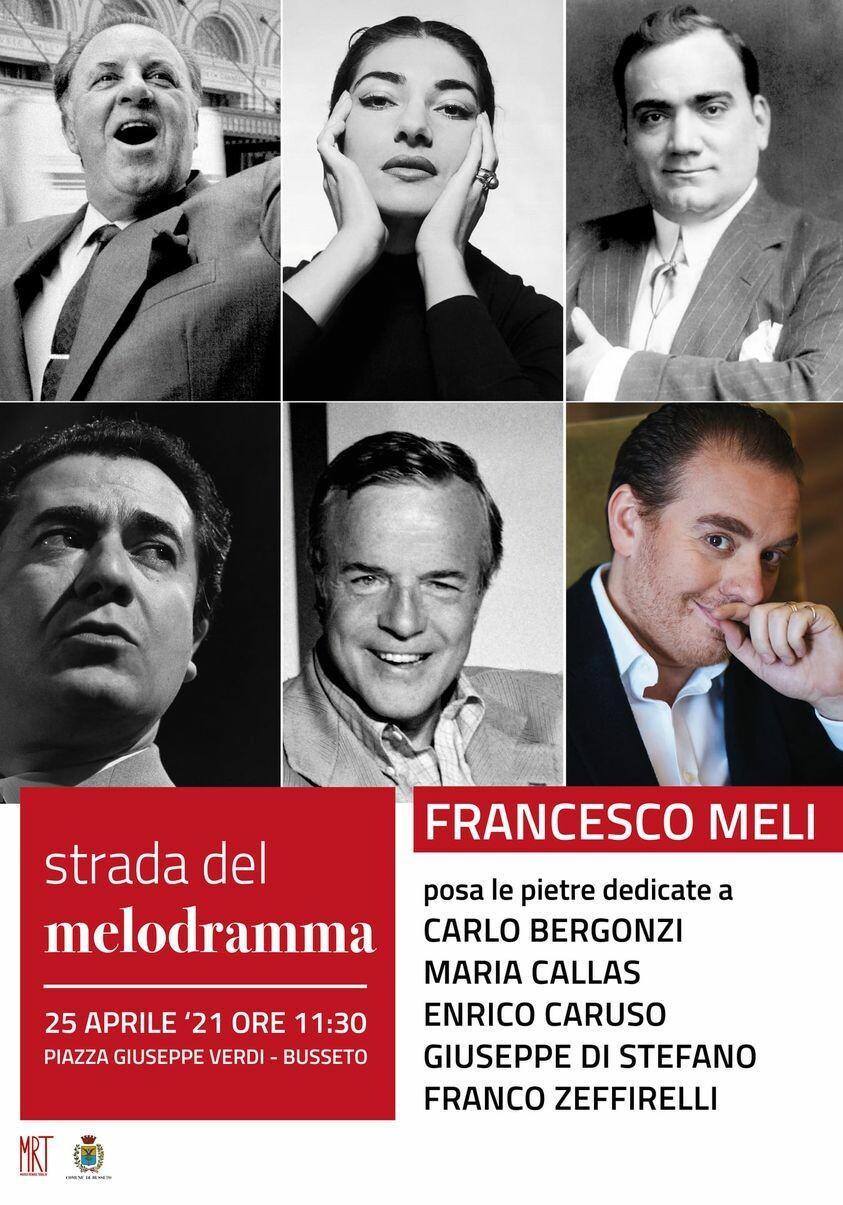 """A Busseto  la """"Strada del Melodramma"""""""