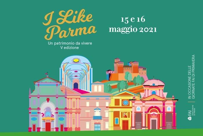 I like Parma. Un patrimonio da vivere - Giornate FAI di Primavera 2021