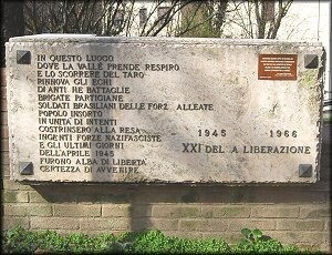 """Festa della storia di Parma """"Passeggiata della Resistenza: dal centro di Fornovo a Vizzola, luogo dell'eccidio del 21 marzo 1945"""""""
