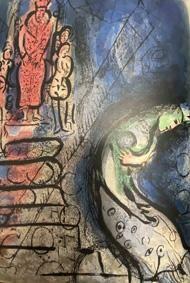 """A Catanzaro arriva la mostra """"Chagall. La Bibbia"""""""