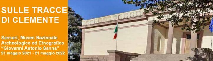 """""""Sulle tracce di Clemente"""" al Museo Sanna di Sassari con Antonio Marras"""