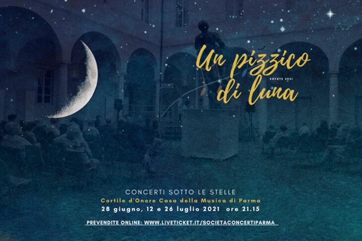 Un pizzico di luna 2021 Suggestioni orientali e sudamericane per tre serate sotto le stelle alla Casa della Musica