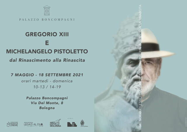 """""""GREGORIO XIII e MICHELANGELO PISTOLETTO DAL RINASCIMENTO ALLA RINASCITA"""" a Palazzo Boncompagni a Bologna"""