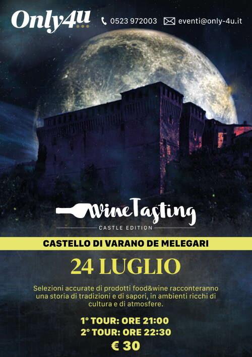 Evento al Castello di Varano De'Melegari