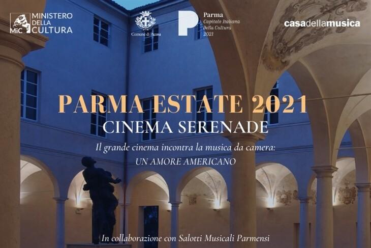 Cinema Serenade: Il grande cinema incontra la musica da camera
