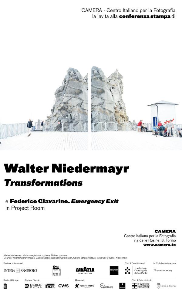 """CAMERA Torino presenta """"Walter Niedermayr. Transformations"""""""