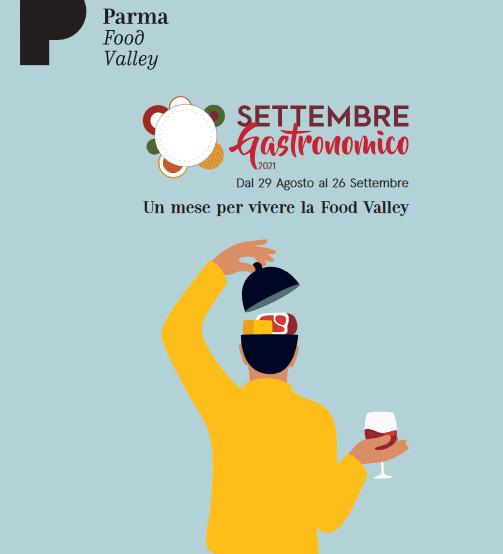 Settembre Gastronomico di Parma: PASTA& LE ALICI A PARMA  il programma del 25 settembre