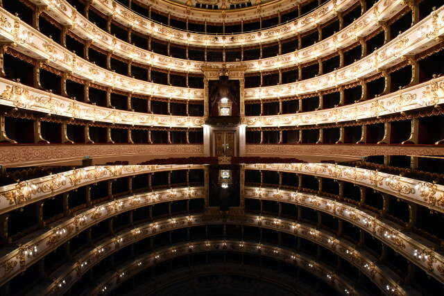 STAGIONE CONCERTISTICA 2021-2022 DEL TEATRO REGIO DI PARMA :  vendita abbonamenti e biglietti