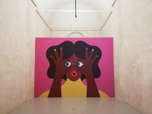 CALEIDOSCOPICA Il mondo illustrato di Olimpia Zagnoli  in mostra nei Chiostri di San Pietro, Reggio Emilia