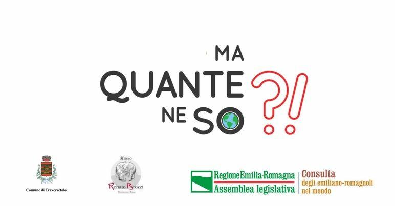 """""""Ma quante ne so?"""" Contest internazionale per far conoscere il territorio e il museo Renato Brozzi a Traversetolo"""