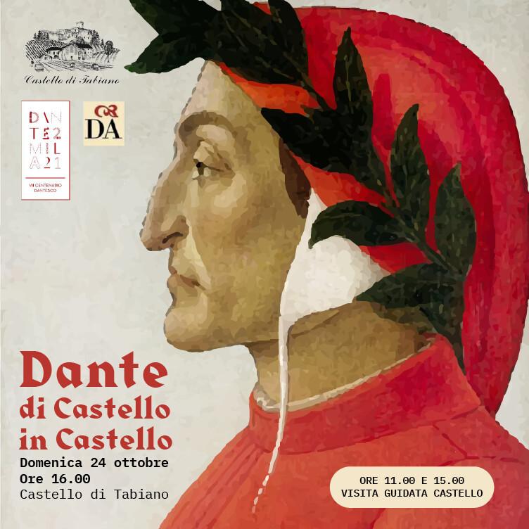 Dante di Castello in Castello  Incontro al Castello di Tabiano con Isa Guastalla e Italo Comelli  *