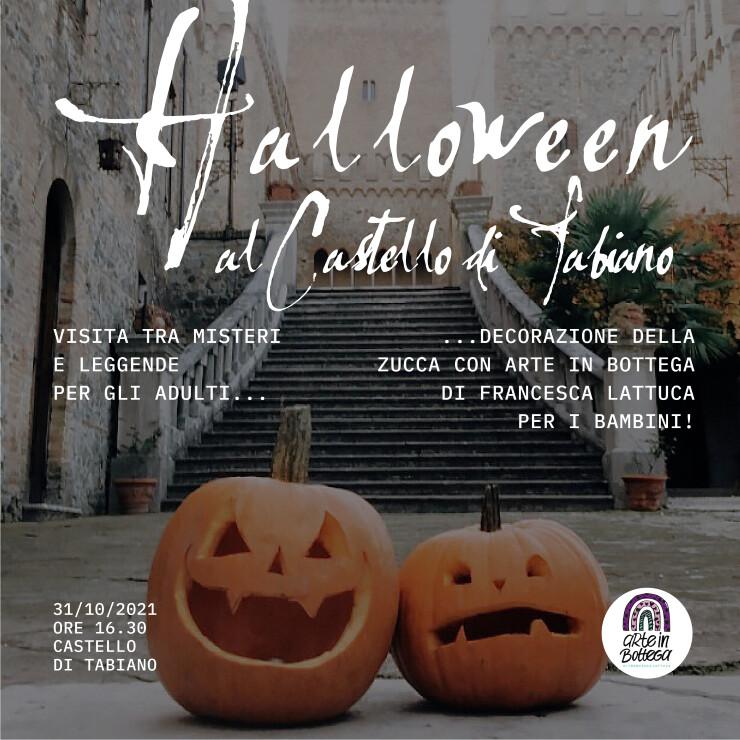 HALLOWEEN al Castello di Tabiano, attività per adulti e bambini!