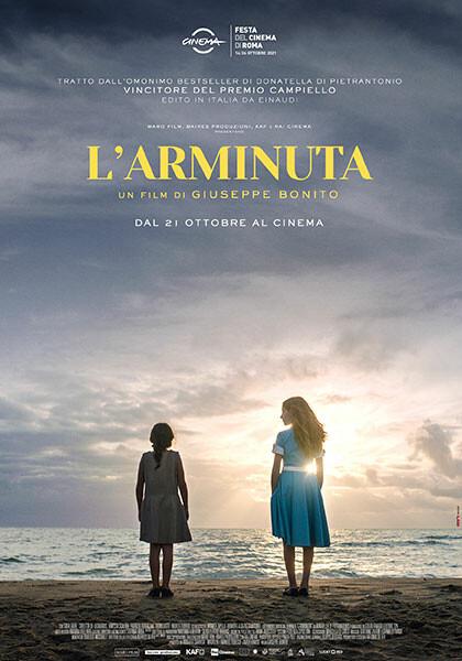 L'ARMINUTA  Tratto dal bestseller di Donatella Di Pietrantonio al cinema D'Azeglio