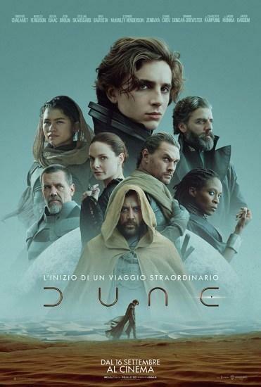 "The Original Ones""  DUNE al cinema D'Azeglio"