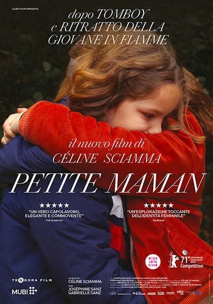 Petite Maman al cinema Astra Parma