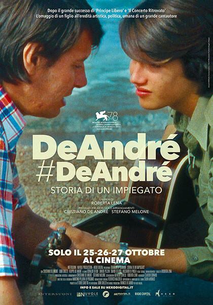 DEANDRE'#DE ANDRE' -Storia di un impiegato al cinema Astra Parma