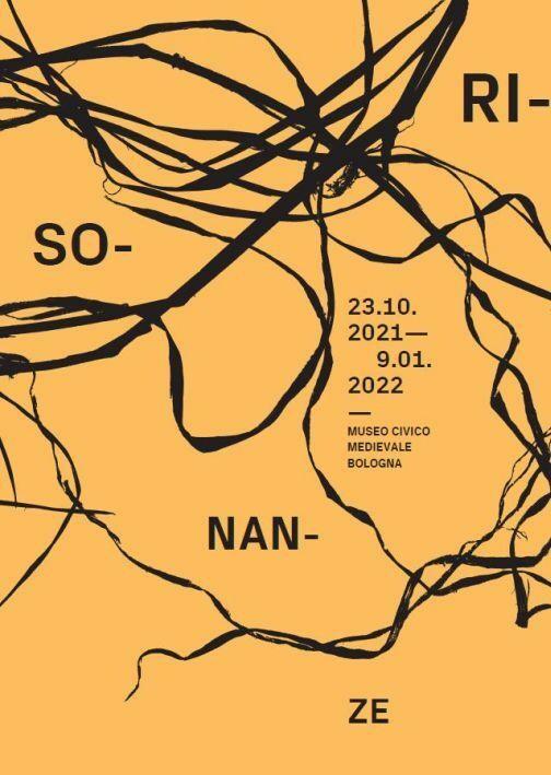 """""""Risonanze"""". Mostra del Biennio di Decorazione per l'architettura Accademia di Belle Arti di Bologna"""